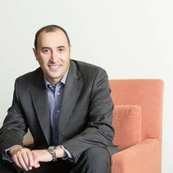 Ilan Azbel, Chief Executive Officer of Autochartist.