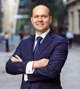 Konstantin Anissimov, CEO of CEX.IO