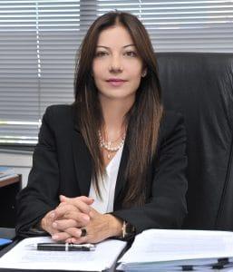Mrs Demetra Kalogerou, CySEC Chairwoman