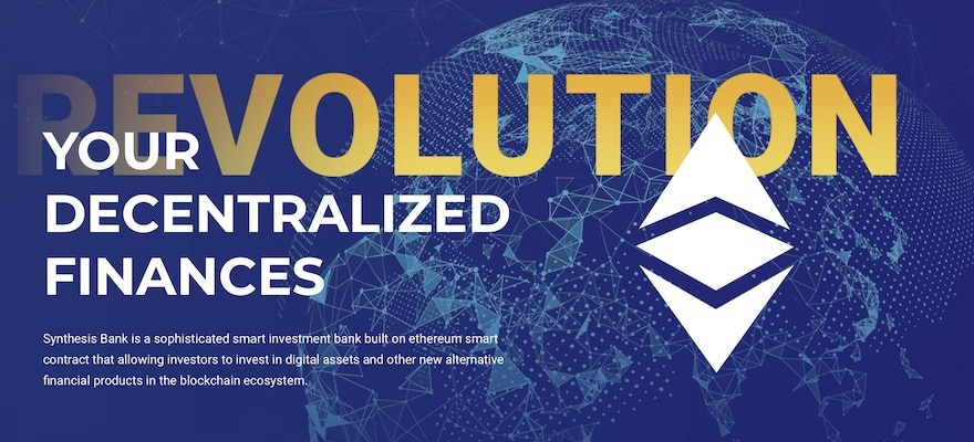 How Synthesis Bank Brings the Benefits of Investment Banking to Blockchain | Finance Magnates