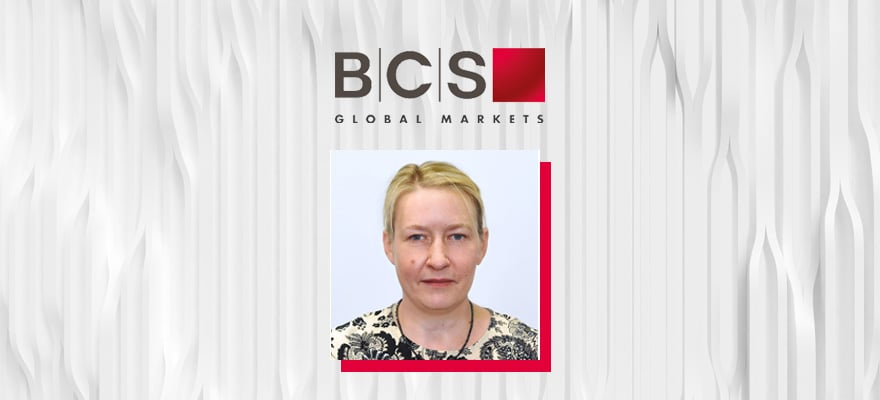 Inna Kryachko Joins BCS Global Markets as Its New Human Resources Director