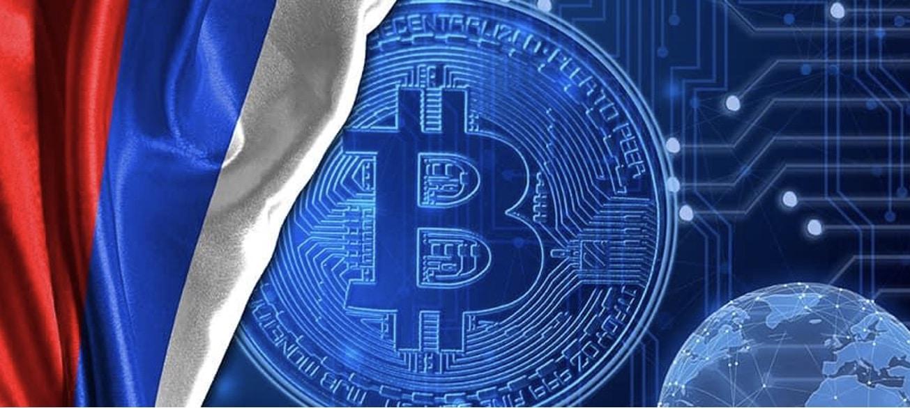 Bitcoin mining in Russia