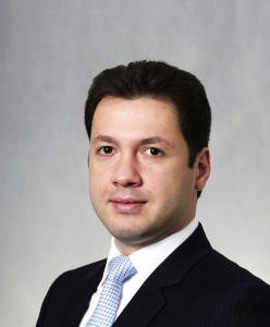 George Bachiashvili, CEO Georgian Co-Investment Fund
