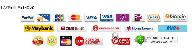 i-Pmart payment bitcoin
