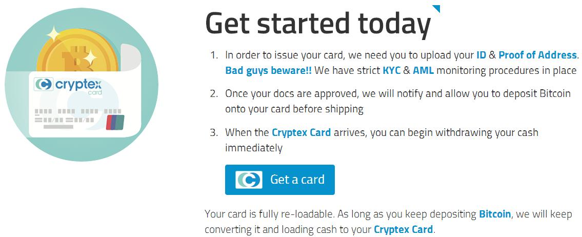 cryptex card