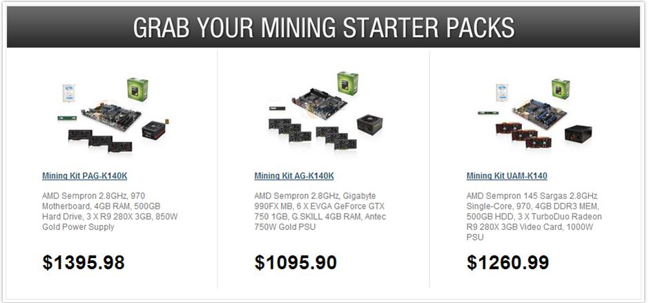 newegg mining