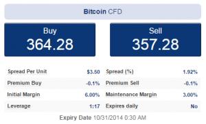 plus500 bitcoin cfd trading