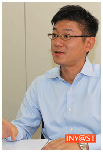 Takeshi Kawaji, President of Invast Securities