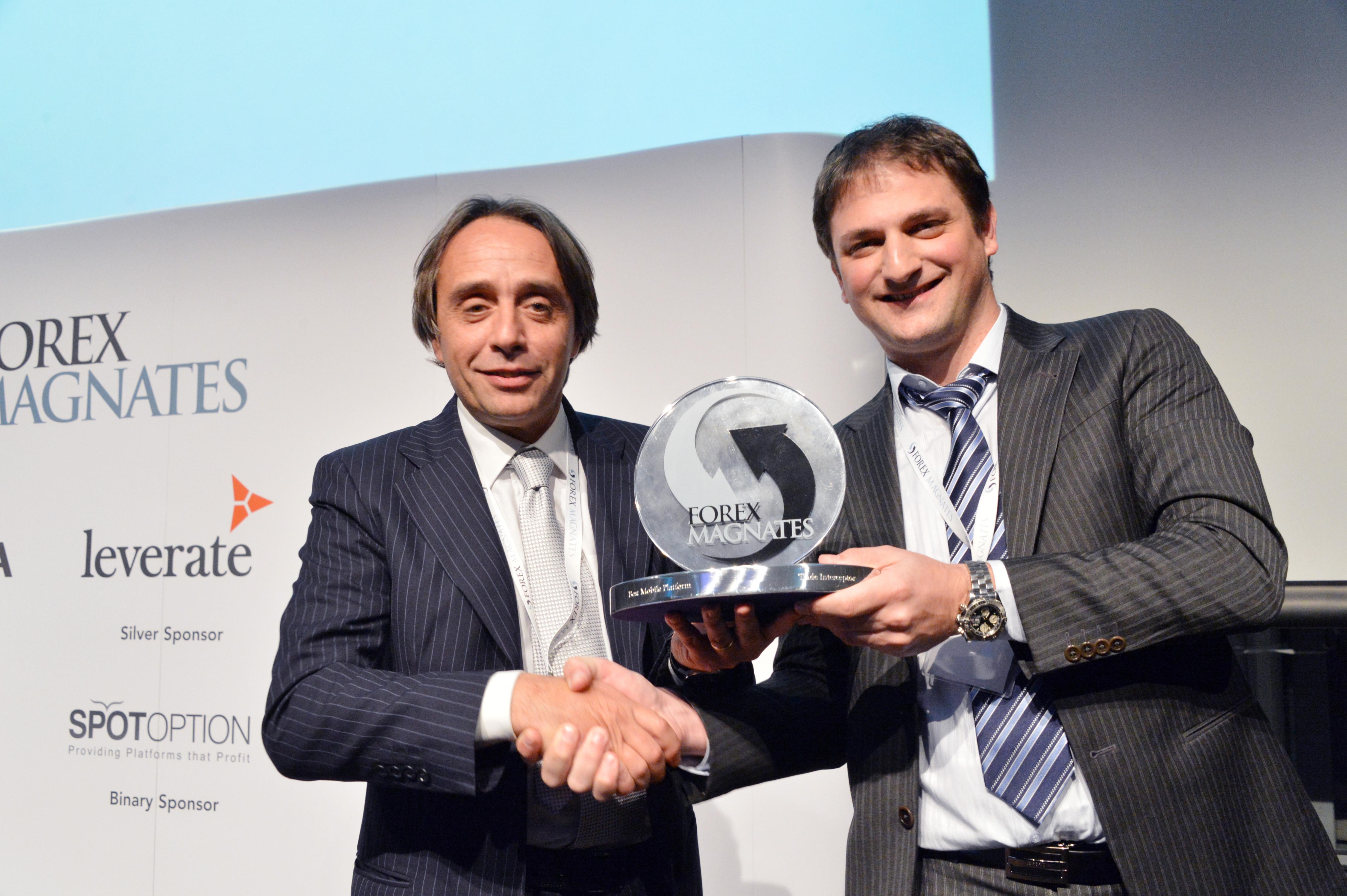 forex magnates award
