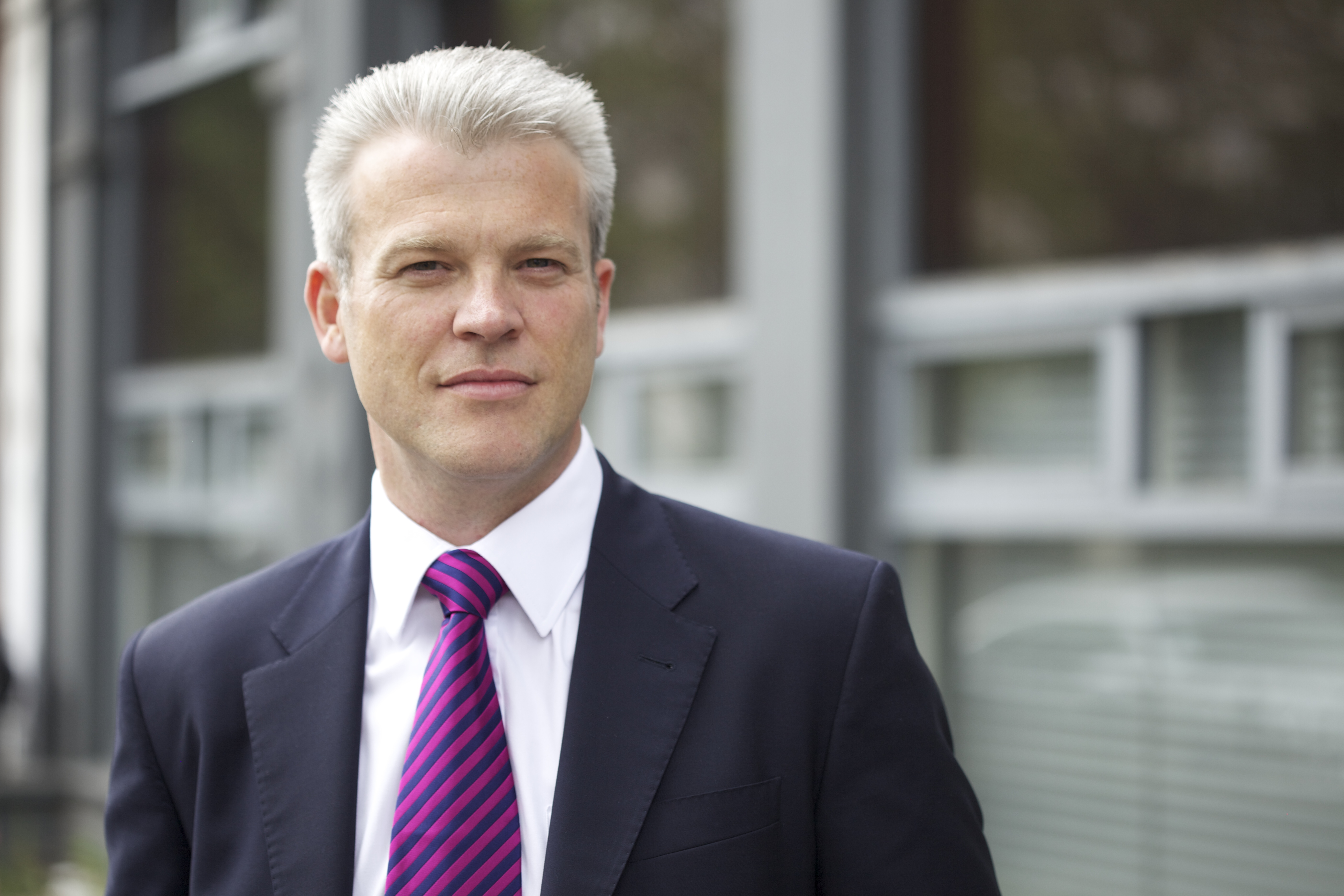 David Mercer LMAX Exchange CEO