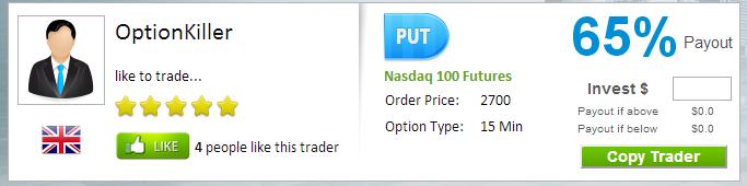 O-Systems Social Trading