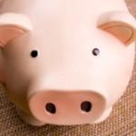 Piggy Bank Gets Filled