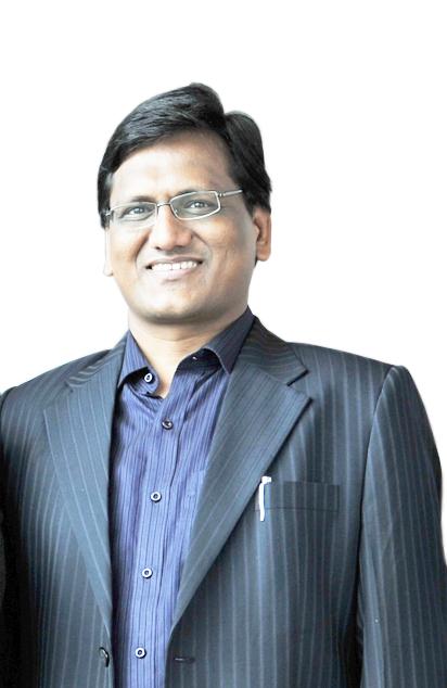 Ashok Mittal CEO of Emkay Commotrade Ltd