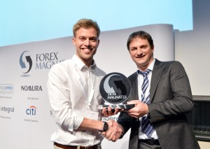 Tradabale at the Forex Magnates Summit in London