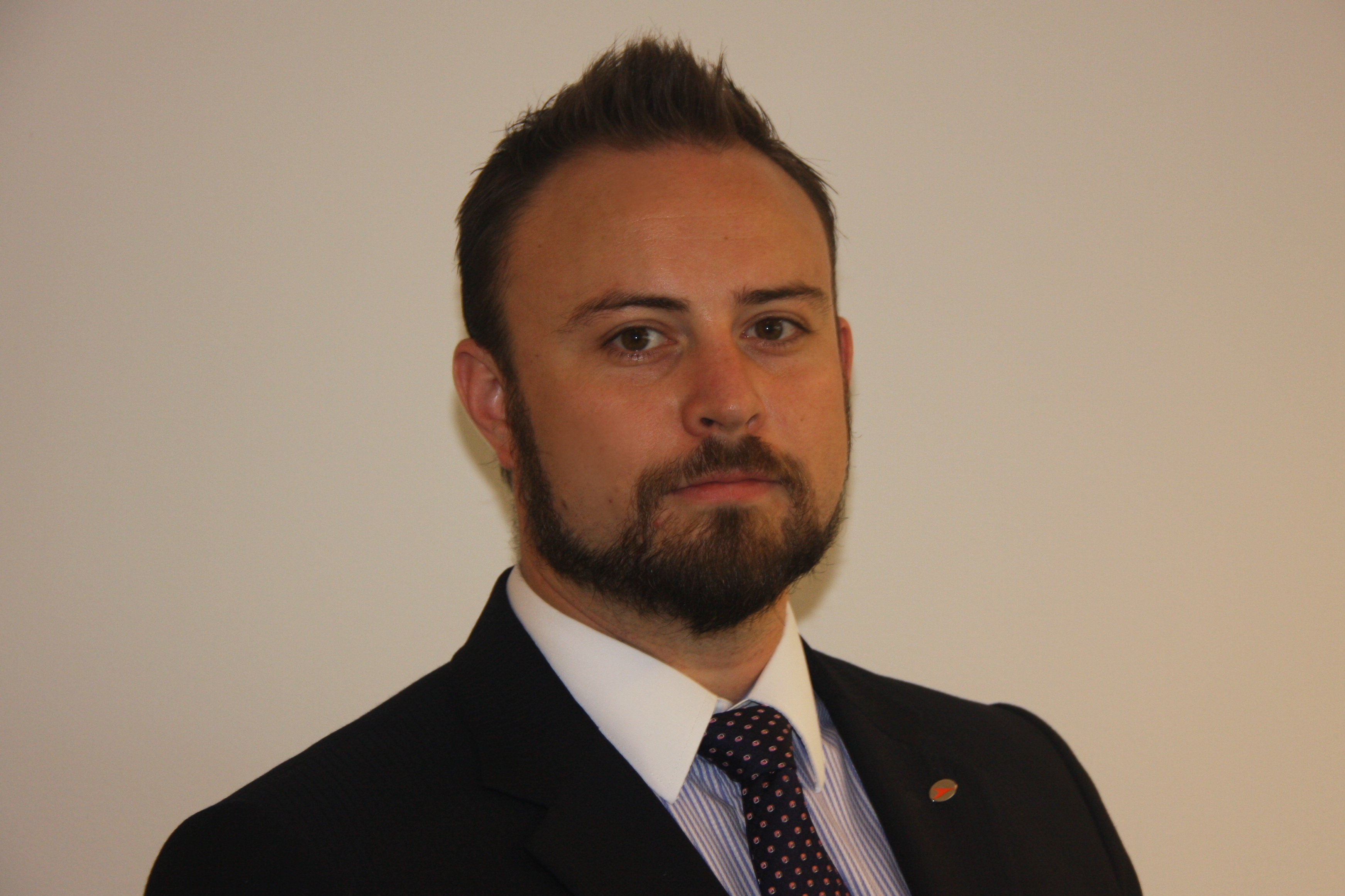 Brendan Gunn, CEO Invast Securities AU