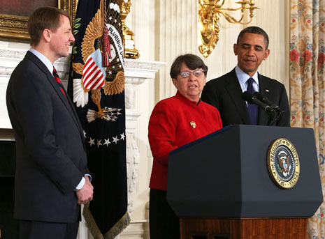 President Obama Nominates Mary Jo White For Chairwoman Of The SEC