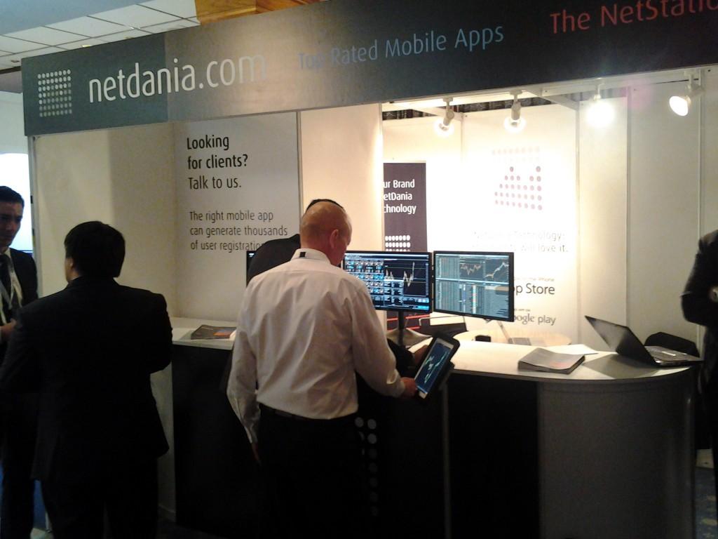 NetDania's NetStation on Display