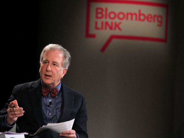 Matthew Winkler, Editor in Chief at Bloomberg