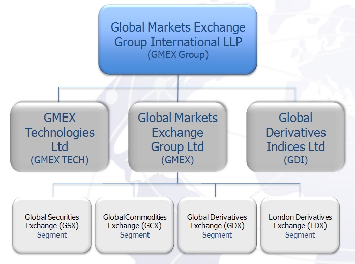 gmex_corp_structure