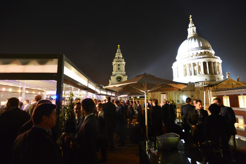 The Saxo Bank Evening Party, Last Chance for Networking