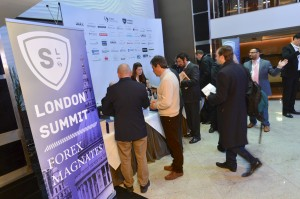 The Summit Commences: FX Industry Leaders Register at Prestigious Venue