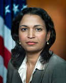 Acting Assistant Attorney General Mythili Raman of the Justice Department's Criminal Division