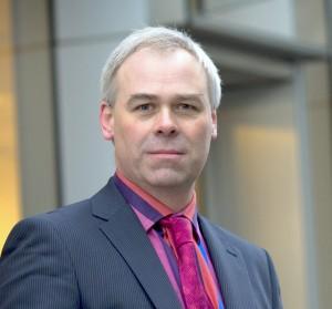 Tom Higgins, CEO of Gold-i
