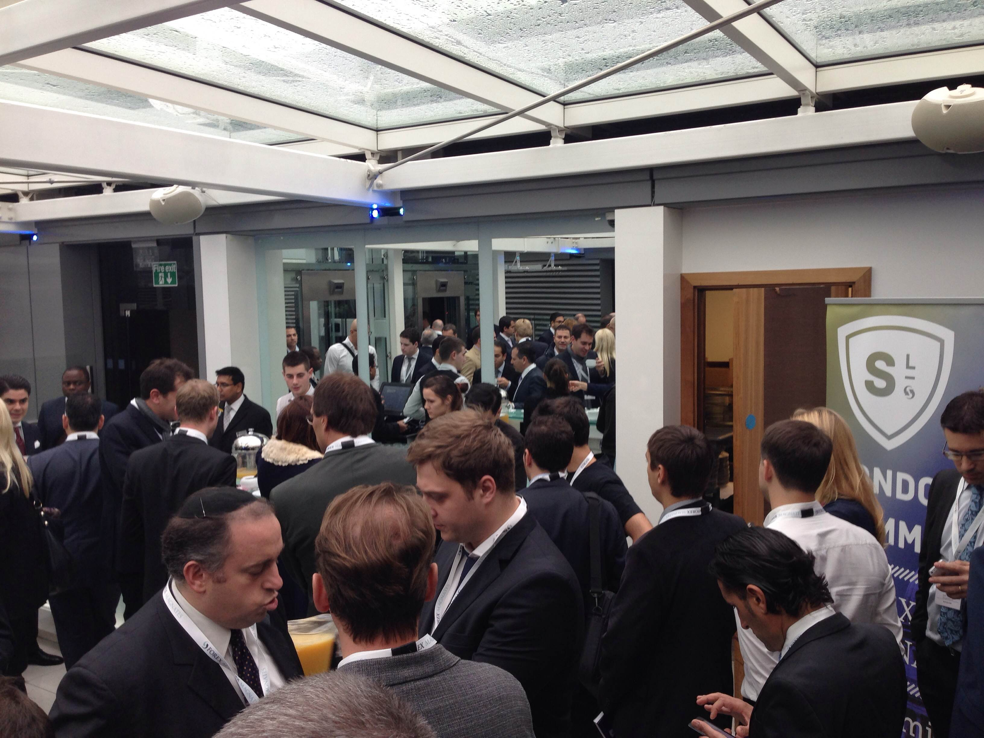 Forex magnates london event