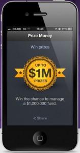 TopTradr iOS app on iTunes