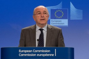 Joaquín Almunia,Vice-President, European Commission, [Credit: European Union]