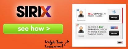 Sirix Social Trading