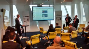 TradingFloor Presentation at Saxo Bank HQ