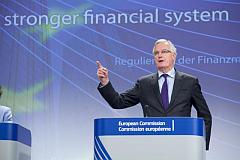 Michel Barnier, European Commissioner