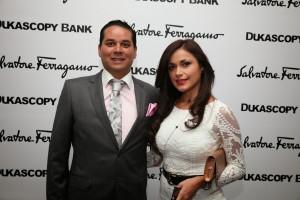 Mr. & Mrs. Sanchez