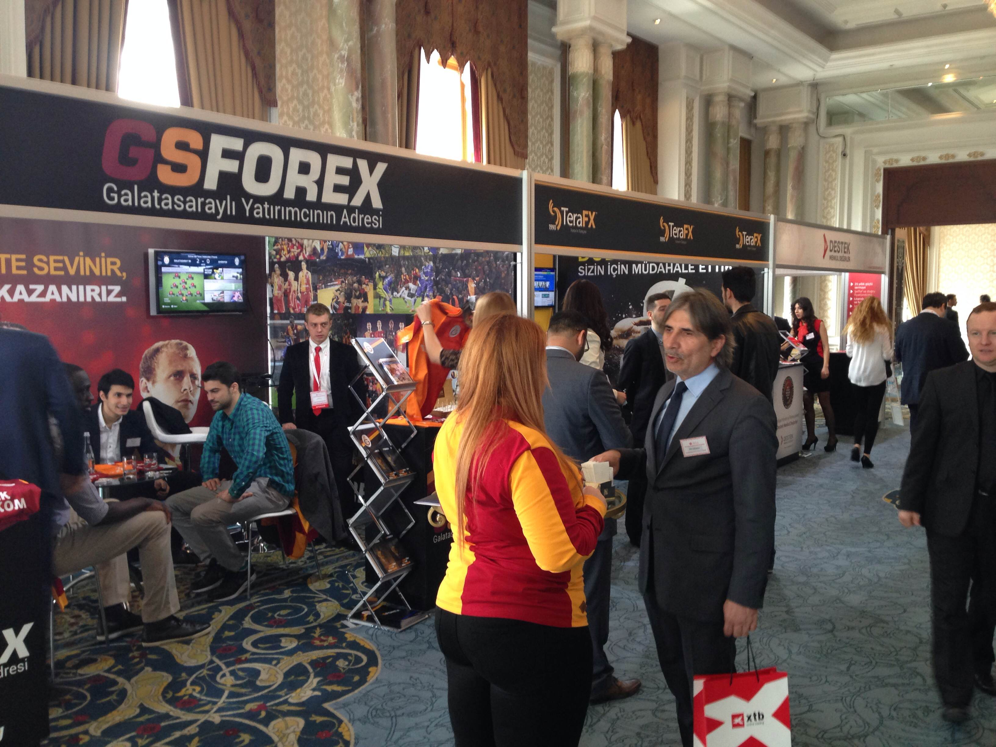 Forex magnates conference