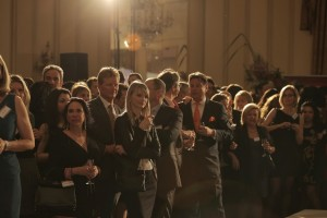 Photo taken by Dukascopy TV staff on March 20, 2014, at the Four Seasons in Geneva, at the Geneva Forex Event
