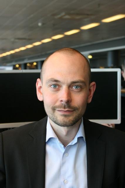 Lars Elmegaard-Fessel, Head of e-Trading Channels at Nordea Markets
