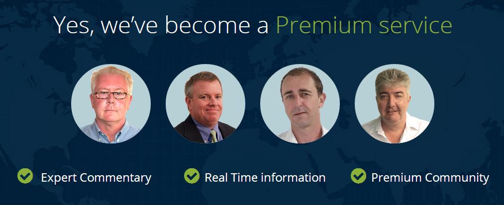 Premium forex news feed
