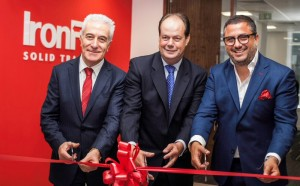 IronFX Global Bevis Marks Office Opening