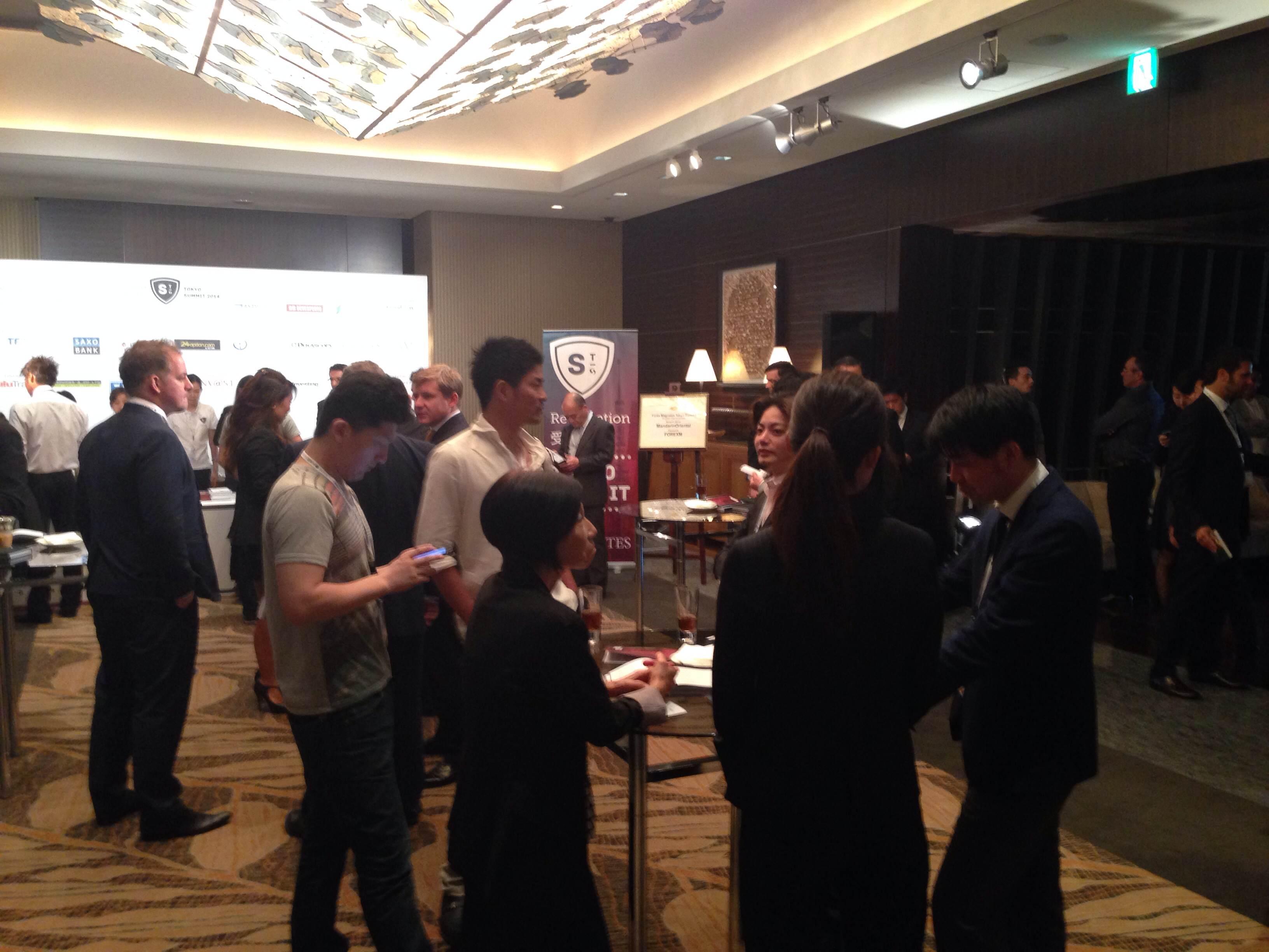 Forex magnates tokyo summit