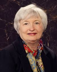 Janet Yellen, Chairman of the Federal Reserve