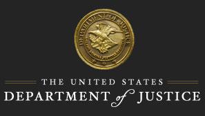 US Justice seal
