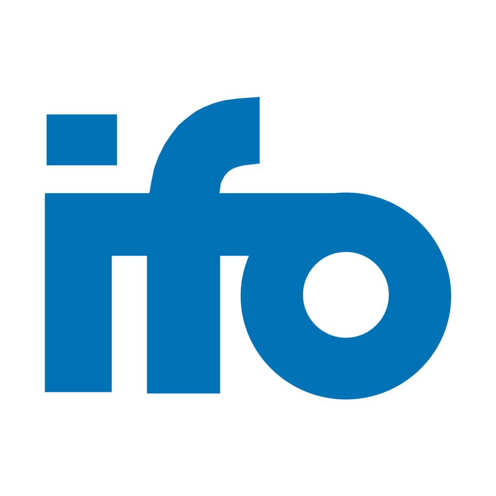 german think tank ifo institute logo