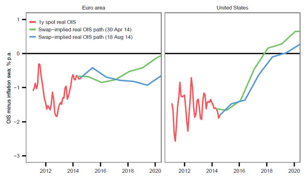real interest rate paths_Euro_Area_US