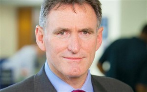 Ross McEwan, Current CEO, RBS
