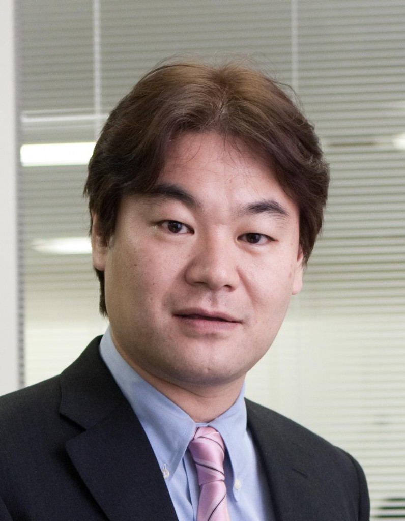 Hideyuki Takashima