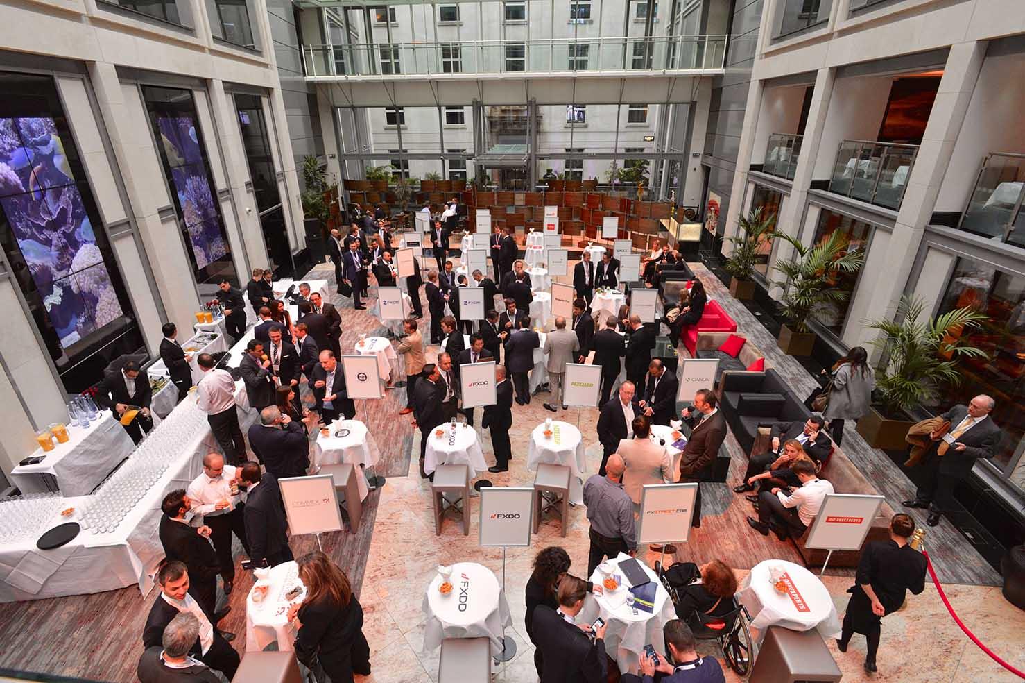 Forex magnates london event