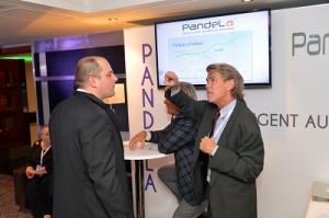 Pandela Exhibiting at London Summit