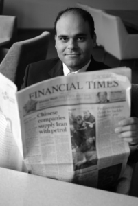 Avi Mizrahi, Editor, Forex Magnates