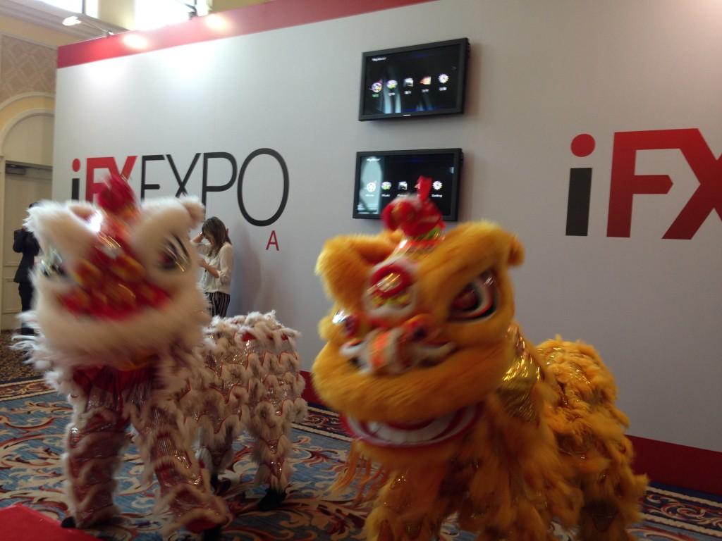 Last Year's iFX EXPO in Macau